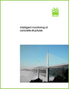 Intelligent monitoring of concrete structures