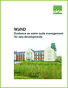 Guidance on water cycle management for new ...