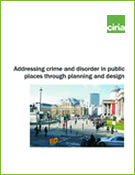 Addressing crime and disorder in public places through ...