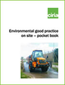 Environmental good practice on site - pocket book