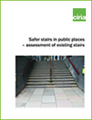 Safer stairs in public places - assessment of existing ...