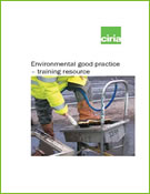 Environmental good practice - training resource