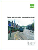 Noise and vibration from road and rail