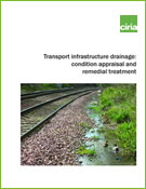 Transport infrastructure drainage: condition appraisal ...