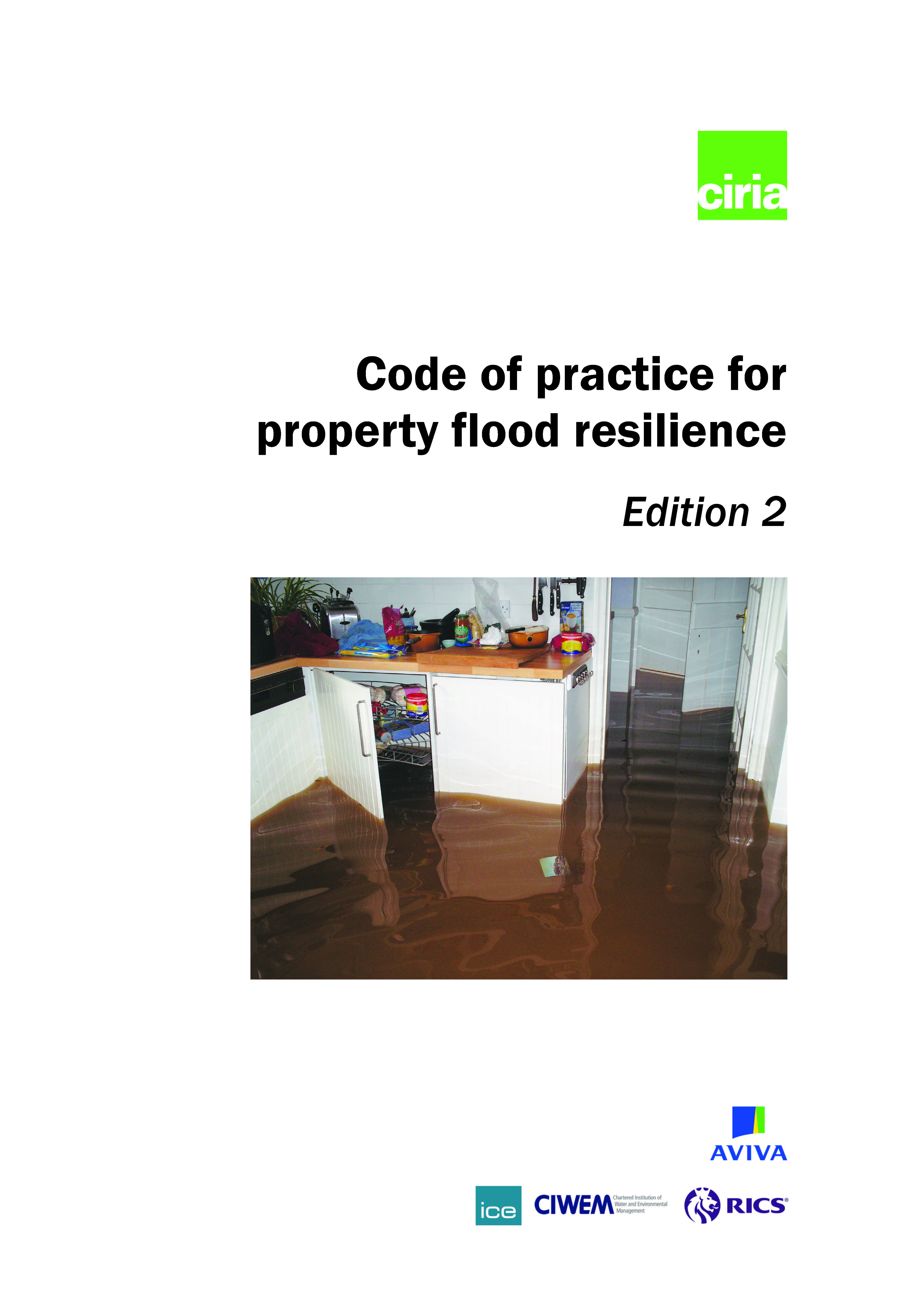 Code of practice for property flood resilience (C790F)